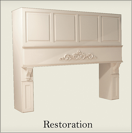 restoration rangehood sm